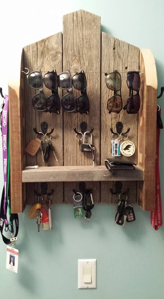 12 DIY Sunglasses Holders To Keep Your
