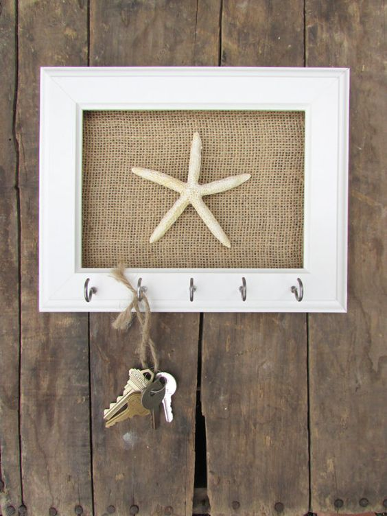 12+ Creative DIY Key Holders For Your Home