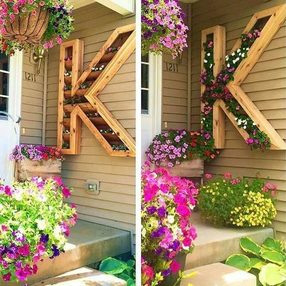 Personalize Your Home With A Monogram Planter Today
