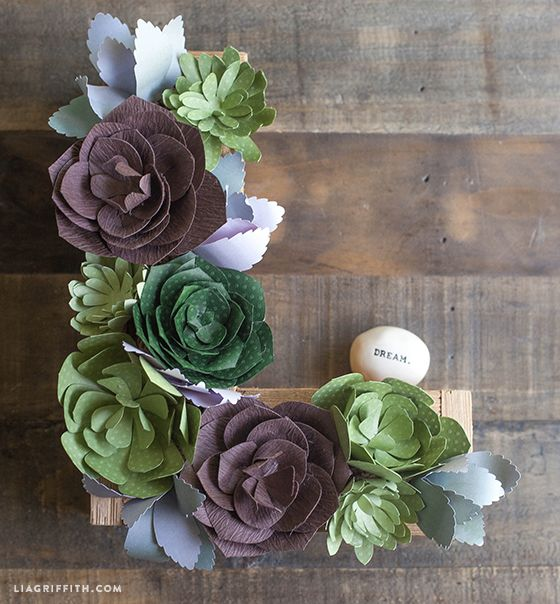 12 DIY Paper Flower Crafts And Projects