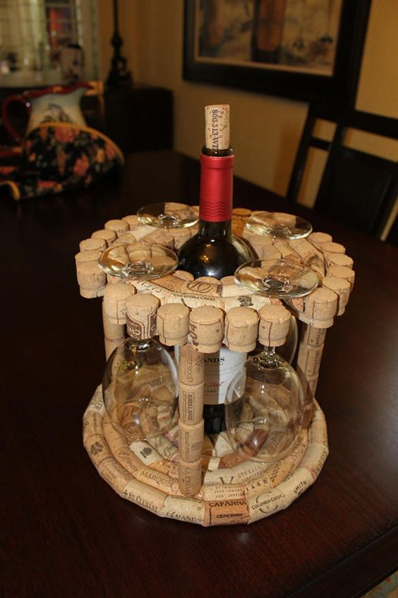 Coolest Wine Cork Crafts And Diy Decorating Projects Diy Ideas