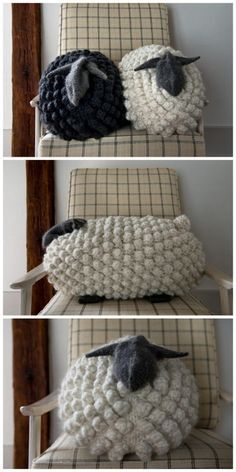 Amazing DIY Yarn Crafts Ideas